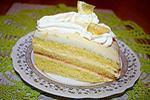 лимонный торт Софья