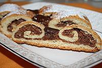 """хорватское печенье """"Дедушкины усы"""""""