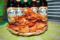 чипсы из лаваша (соленые)