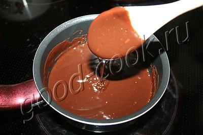 шоколадно-ореховый крем на сгущенном молоке
