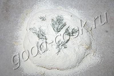 трёхдневный картофельный хлеб