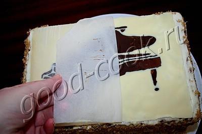 картинка из шоколада