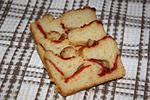 хлеб с маринованным перцем