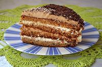 медовый торт 'Лисёнок'