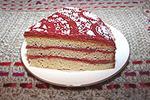 торт Сливовая осень