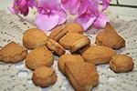 песочное печенье с ликёром Амаретто