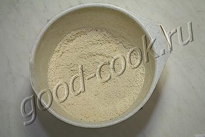 пирог из песочного теста с курицей и картофелем