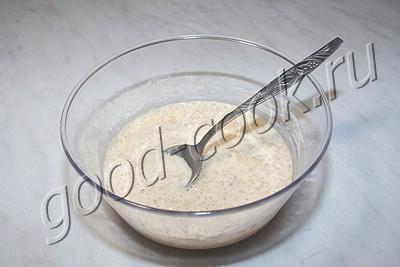 грибной рулет (из дрожжевого теста)