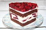 торт Вишнёвый сюрприз