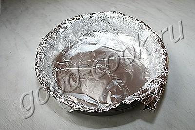 торт из печенья с клубникой и мягким кремом