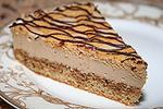 творожно-кофейный торт-суфле Кардэ