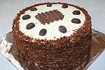 шоколадно-медовый торт Юбилей