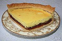 """творожный пирог """"Лавина"""""""