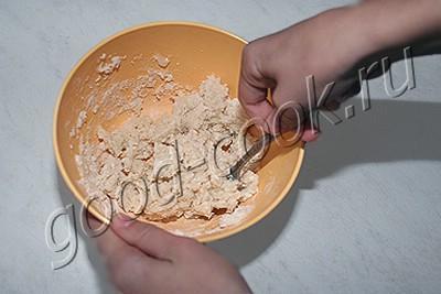заварное пресное тесто