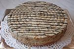 торт Кристалл с орехово-карамельным кремом