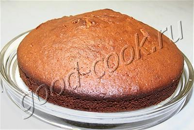 карамельный пирог по-африкански