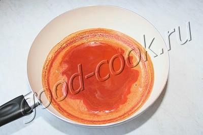 пирог с грейпфрутовой заливкой