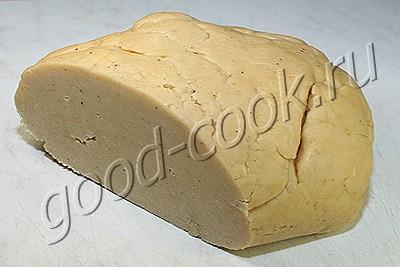 пряное медовое тесто для фигурного печенья