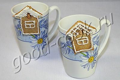 медовое печенье на чашку №1