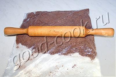 чизкейк с шоколадом