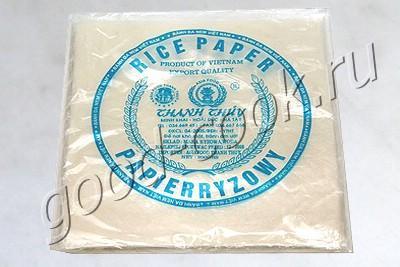 пахлава с рисовой бумагой