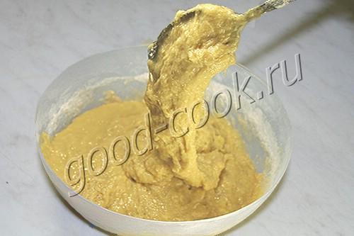 ванильные булочки на желтках