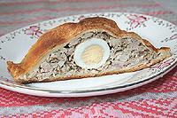пасхальный свиной пирог