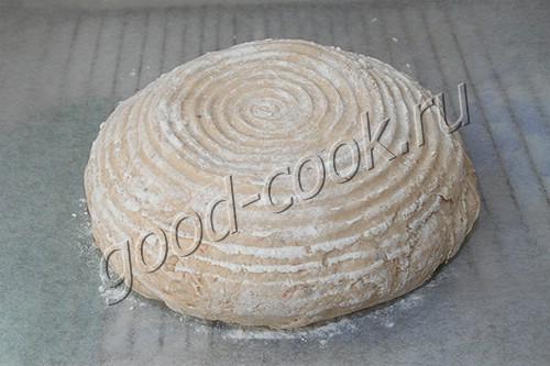 хлеб на помидорном рассоле