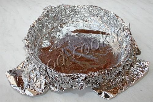 основа для пирогов из печенья или галет