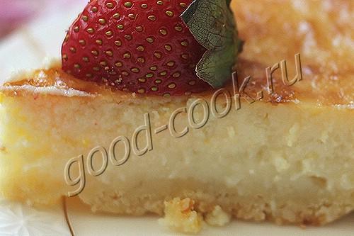 """пирог """"Лимонная нежность"""""""