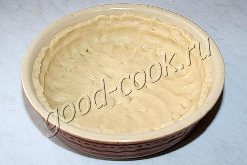 сливовый пирог по-английски