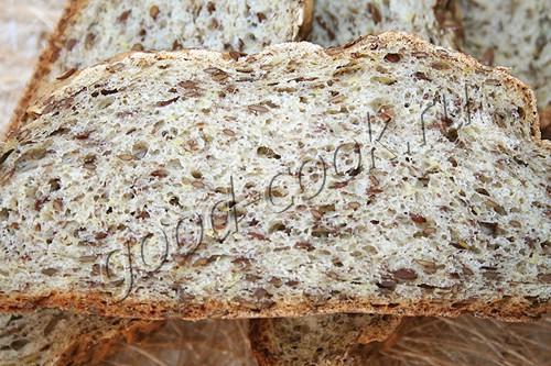 льняной хлеб