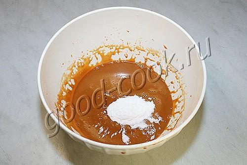 чизкейк с вареным сгущенным молоком