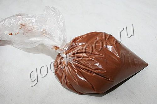 """чизкейк """"Шоколадные острова"""""""