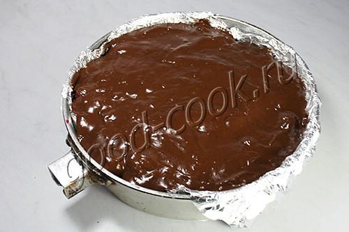 """торт """"Розмари"""" с вишней"""