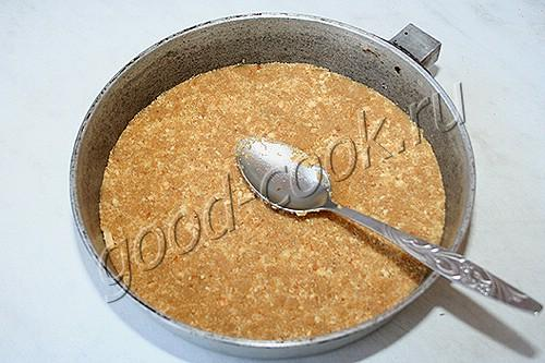 малиновый чизкейк (без выпечки)