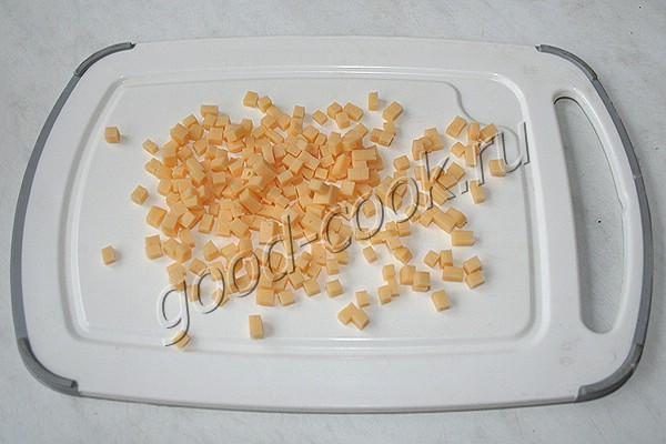 манник с сыром