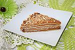 торт Степанида с карамельным кремом