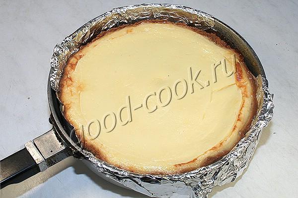 чизкейк с козинаками (ореховым пралине)