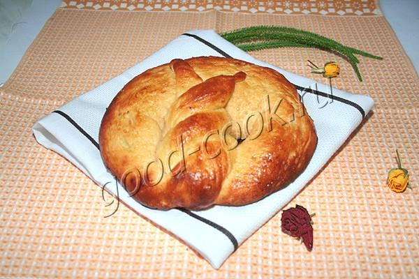 хлеб на твороге