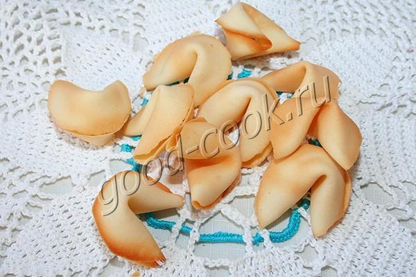 китайские печенья с предсказаниями
