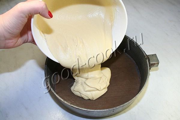 самый простой медовый торт