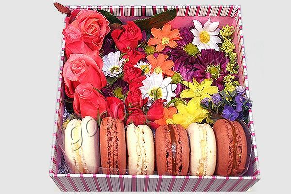 """пирожные """"Макаронс"""" (Macarons)"""