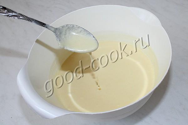 японский чизкейк