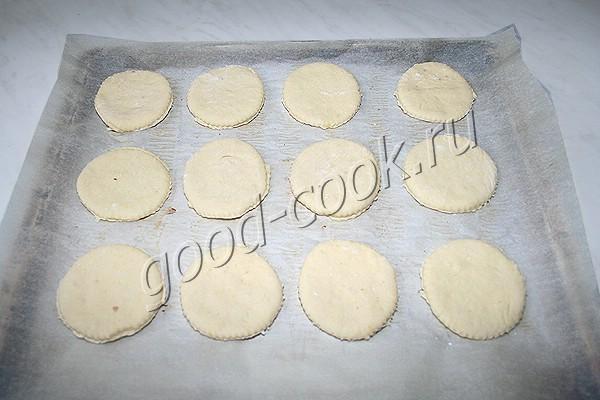 пухлые картофельные лепешки