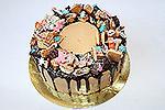 медовый торт Нежное чудо
