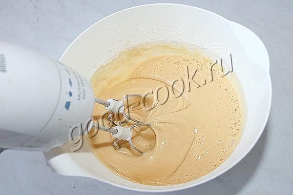 """медовый торт """"Нежное чудо"""""""