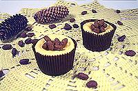 чизкейк с печеньем Орео (в виде кекса)