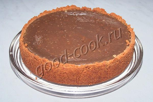 пирог с Нутеллой
