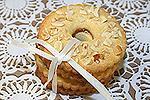 песочное кольцо с арахисом